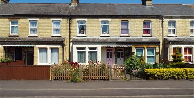 Offers in excess of £425,000, 3 Bedroom Terraced House For Sale in Cambridge, CB1