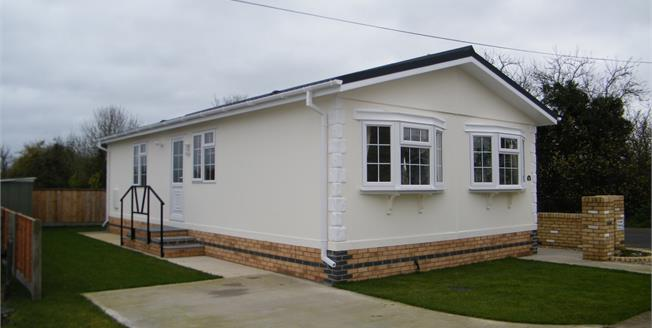 Offers Over £150,000, 2 Bedroom Detached Bungalow For Sale in Longstanton, CB24