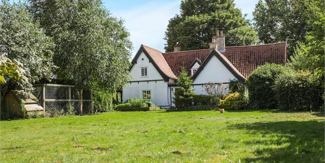 Guide Price £725,000, 4 Bedroom Detached House For Sale in Wicken, CB7