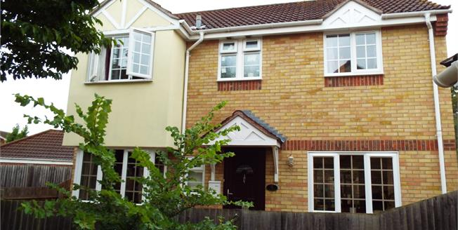 Guide Price £500,000, 5 Bedroom Detached House For Sale in Waterbeach, CB25