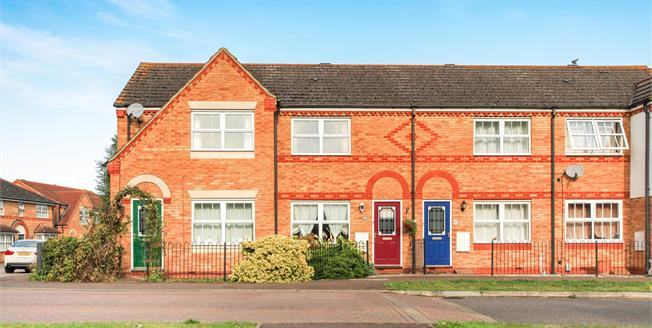 Guide Price £275,000, 2 Bedroom Terraced House For Sale in Cottenham, CB24