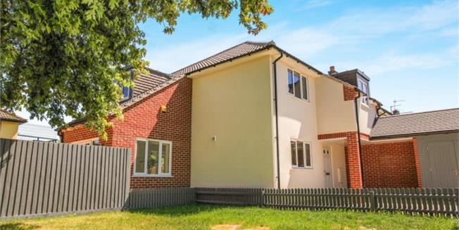 Offers in excess of £425,000, 3 Bedroom Semi Detached House For Sale in Cambridgeshire, CB5
