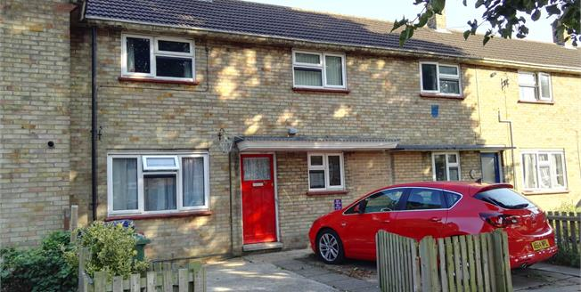 Offers in excess of £325,000, 3 Bedroom Terraced House For Sale in Cambridge, CB4