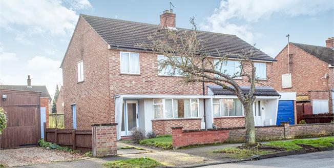 Offers in excess of £375,000, 3 Bedroom Semi Detached House For Sale in Cambridge, CB4