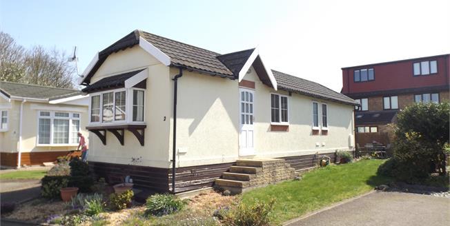 Guide Price £90,000, 2 Bedroom Mobile Home For Sale in Cottenham, CB24