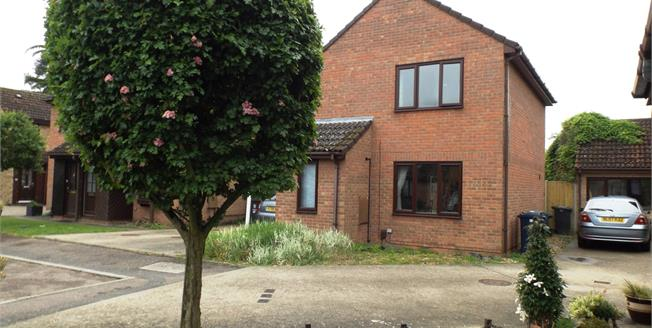 £349,995, 3 Bedroom Detached House For Sale in Waterbeach, CB25