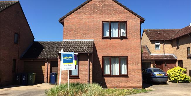 Offers in excess of £335,000, 3 Bedroom Detached House For Sale in Waterbeach, CB25