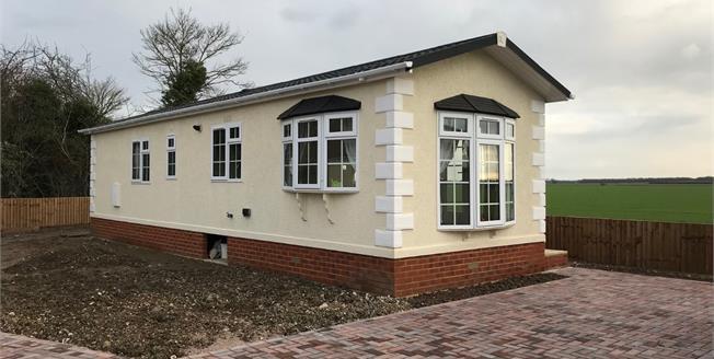 Asking Price £130,000, 2 Bedroom Mobile Home For Sale in Cottenham, CB24