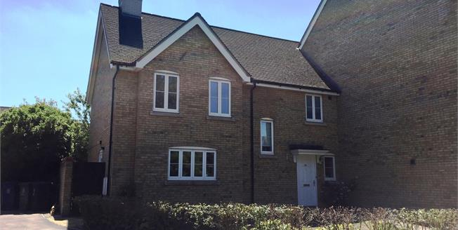 Guide Price £390,000, 5 Bedroom End of Terrace House For Sale in Papworth Everard, CB23