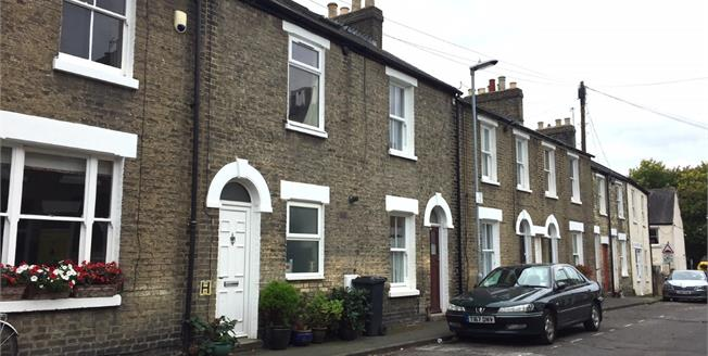 Offers in the region of £575,000, 3 Bedroom Terraced House For Sale in Cambridge, CB1