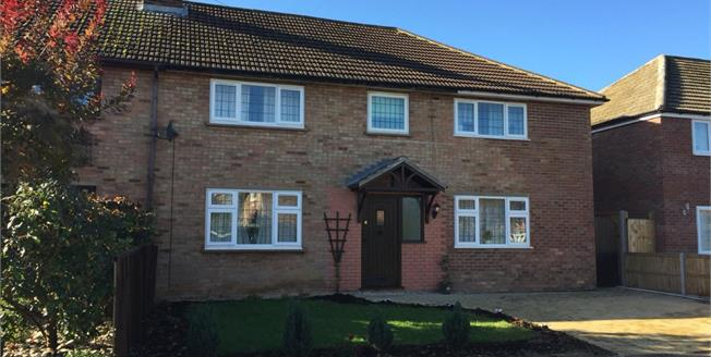 Offers in excess of £650,000, 4 Bedroom Semi Detached House For Sale in Great Shelford, CB22