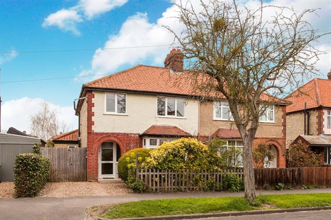 3 bedroom semi detached house for sale in cambridge for guide price rh abbotts co uk