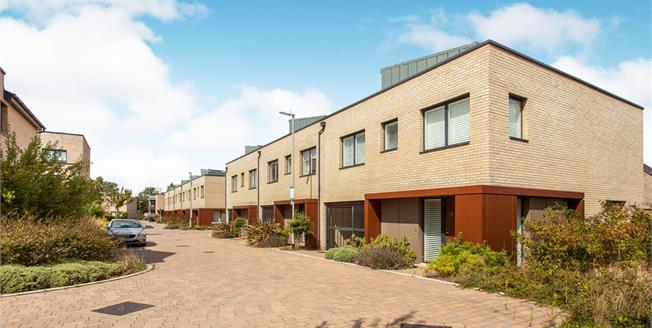 Guide Price £530,000, 3 Bedroom End of Terrace House For Sale in Trumpington, CB2