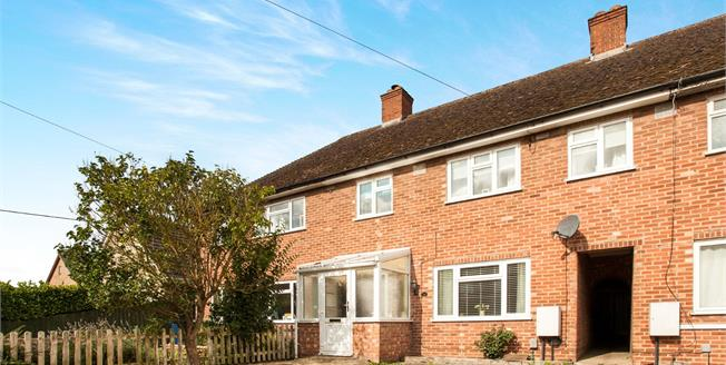 Guide Price £375,000, 3 Bedroom Terraced House For Sale in Waterbeach, CB25