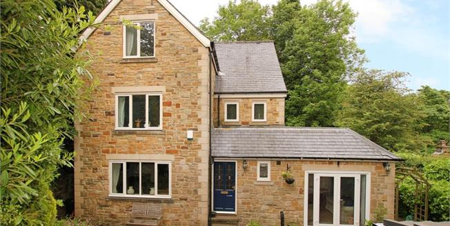 Guide Price £595,000, 4 Bedroom Detached House For Sale in Sheffield, S10