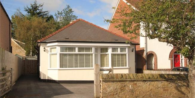 Guide Price £350,000, 2 Bedroom Detached Bungalow For Sale in Sheffield, S11