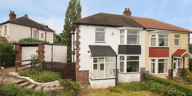 Asking Price £245,000, 3 Bedroom Semi Detached House For Sale in Sheffield, S7