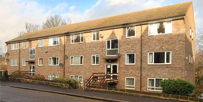 £140,000, 2 Bedroom Upper Floor Flat For Sale in Sheffield, S11
