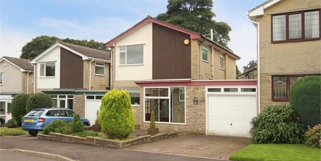 £300,000, 3 Bedroom Detached House For Sale in Sheffield, S17
