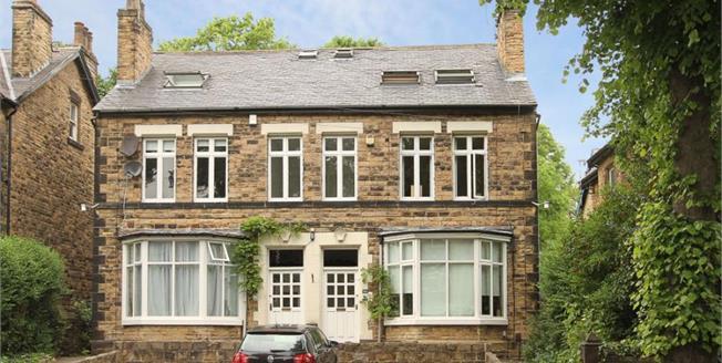 Offers in the region of £220,000, 2 Bedroom Upper Floor Flat For Sale in Sheffield, S7
