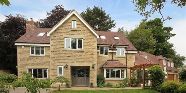 £1,200,000, 6 Bedroom Detached House For Sale in Sheffield, S10