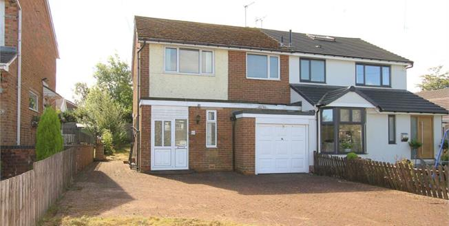 £260,000, 3 Bedroom Semi Detached House For Sale in Sheffield, S10