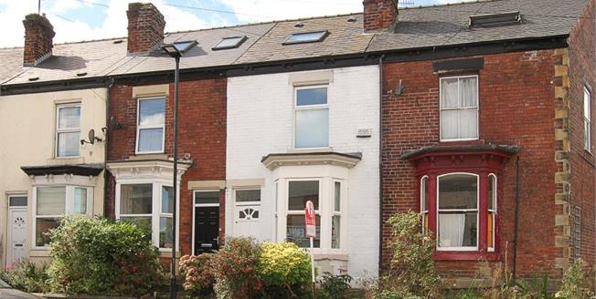 Guide Price £165,000, 3 Bedroom Terraced House For Sale in Sheffield, S7