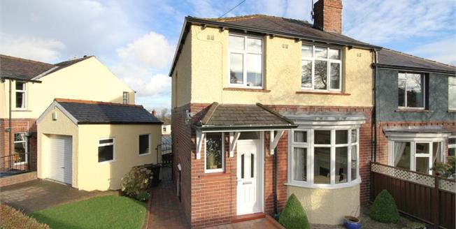 Guide Price £290,000, 3 Bedroom Semi Detached House For Sale in Sheffield, S11