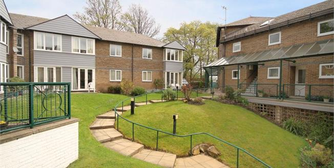 Offers in the region of £105,000, 1 Bedroom Flat For Sale in Sheffield, S10