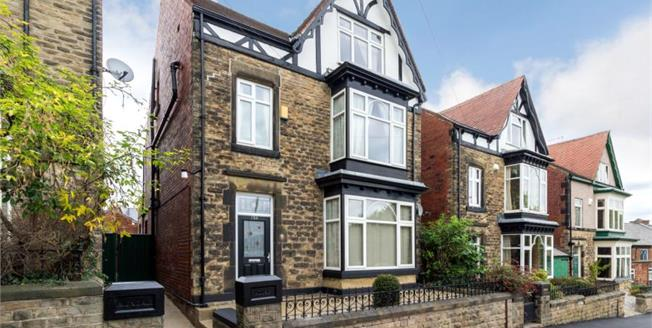 Asking Price £440,000, 5 Bedroom Detached House For Sale in Sheffield, S7
