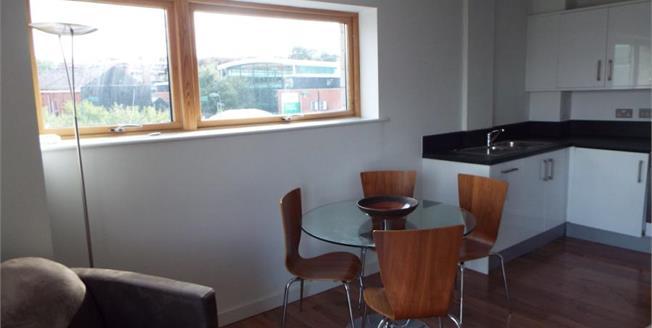 Offers Over £155,000, 2 Bedroom Upper Floor Flat For Sale in Sheffield, S11