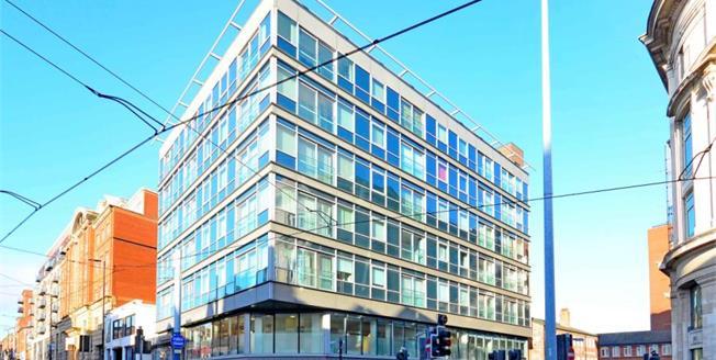 £90,000, 1 Bedroom Upper Floor Flat For Sale in Sheffield, S1