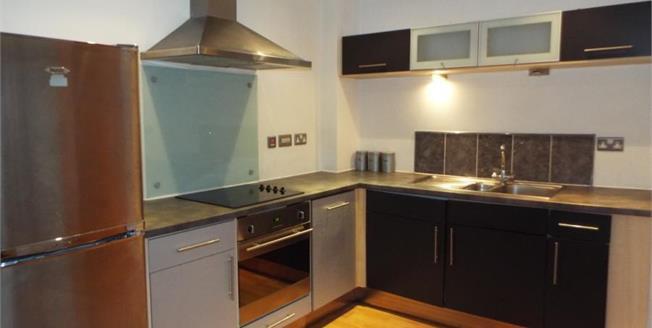 £175,000, 2 Bedroom Upper Floor Flat For Sale in Sheffield, S1