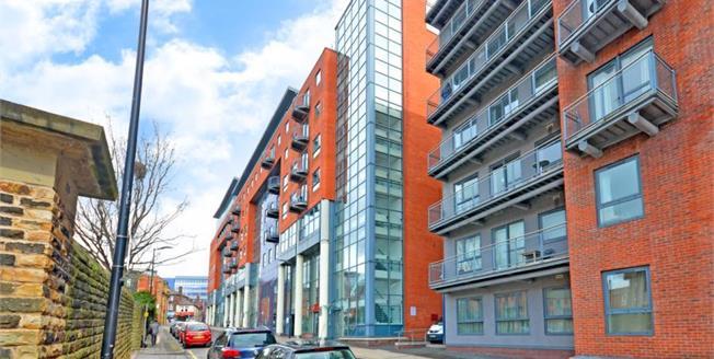 Offers Over £122,500, 1 Bedroom Upper Floor Flat For Sale in Sheffield, S3