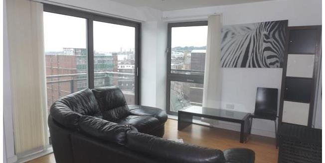 £140,000, 2 Bedroom Upper Floor Flat For Sale in Sheffield, S3