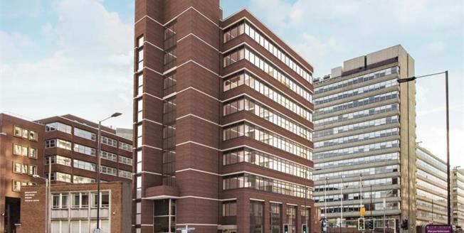 £112,500, 1 Bedroom Flat For Sale in Sheffield, S1