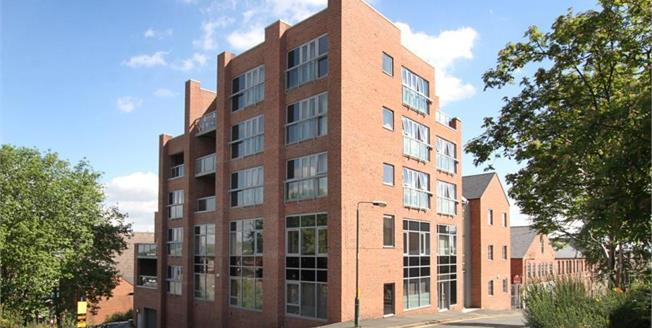£117,500, 1 Bedroom Flat For Sale in Sheffield, S3
