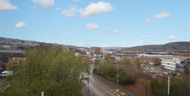 Asking Price £130,000, 1 Bedroom Flat For Sale in Sheffield, S6