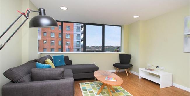 £150,000, 2 Bedroom Flat For Sale in Sheffield, S1