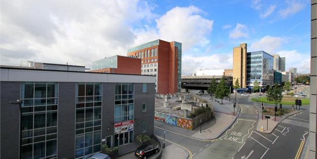 £110,000, 1 Bedroom Upper Floor Flat For Sale in Sheffield, S1