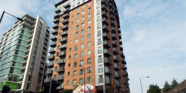 £137,500, 2 Bedroom Upper Floor Flat For Sale in Sheffield, S3