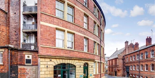 £170,000, 2 Bedroom Upper Floor Flat For Sale in Sheffield, S1
