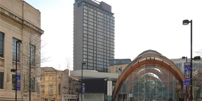 Offers in excess of £140,000, 1 Bedroom Upper Floor Flat For Sale in Sheffield, S1