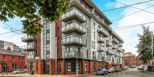 £90,000, 1 Bedroom Ground Floor Flat For Sale in Sheffield, S3