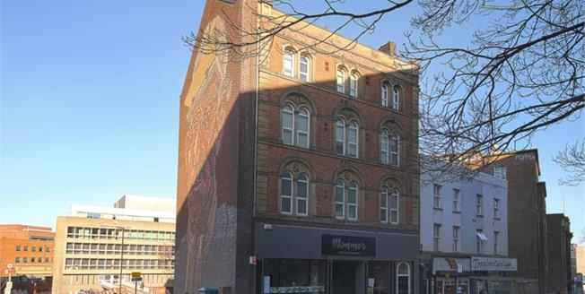 £160,000, 2 Bedroom Flat For Sale in Sheffield, S3
