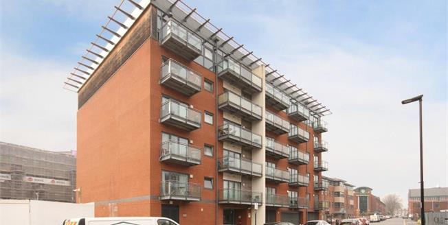 £85,000, Flat For Sale in Sheffield, S11