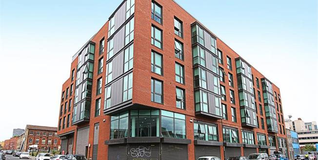 £130,000, 2 Bedroom Flat For Sale in Sheffield, S3