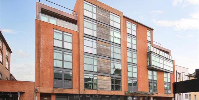 Offers in the region of £120,000, 2 Bedroom Flat For Sale in Sheffield, S1