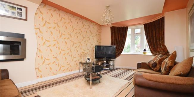 Guide Price £360,000, 5 Bedroom Detached House For Sale in Thorpe Hesley, S61