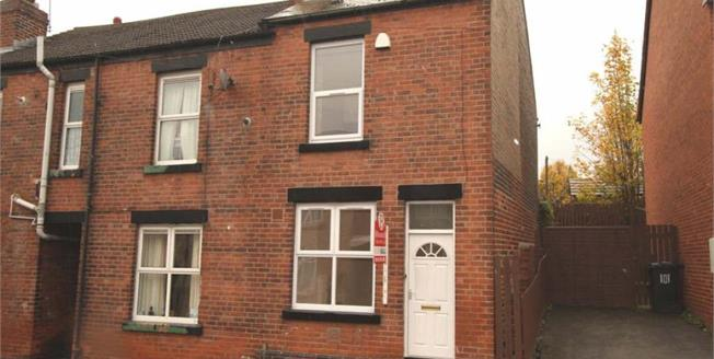 £65,000, 3 Bedroom End of Terrace House For Sale in Sheffield, S5